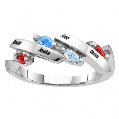Nectar  Marquise Ring - Crafted By Birthstone Design™
