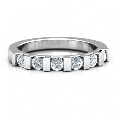Band of Love Ring - Crafted By Birthstone Design™