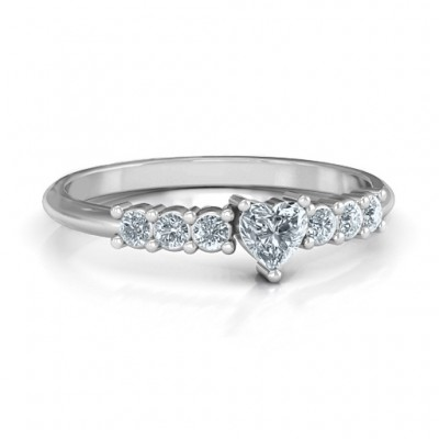 Beaming with Love Ring - Crafted By Birthstone Design™