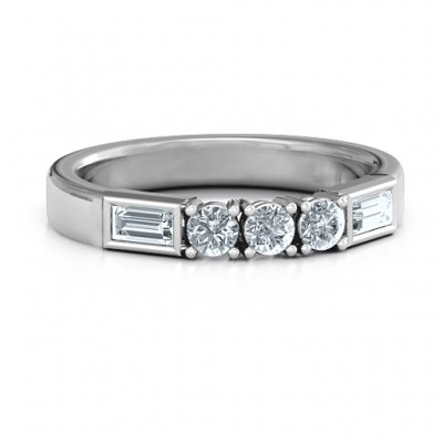 Charmed by Love Ring - Crafted By Birthstone Design™