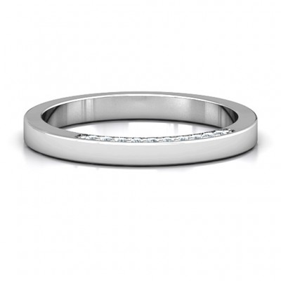 Enchanted Band Ring - Crafted By Birthstone Design™