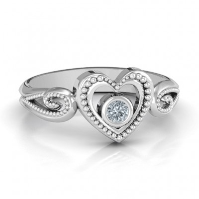 For My Love Ring - Crafted By Birthstone Design™