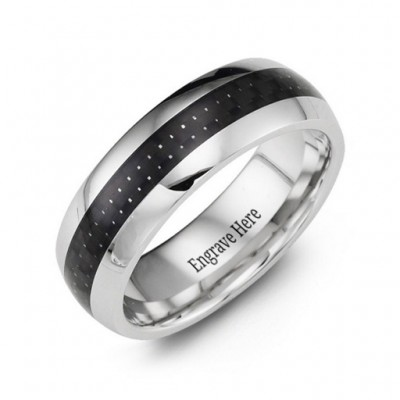 Polished Cobalt Ring - Crafted By Birthstone Design™