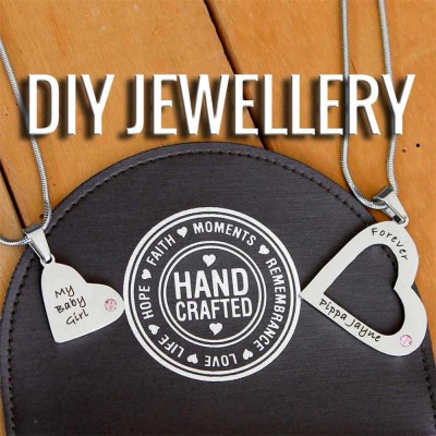 Personalised Jewellery (DIY) - Custom Order Page - Crafted By Birthstone Design™