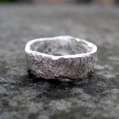 Rocky Outcrop Ring - Crafted By Birthstone Design™