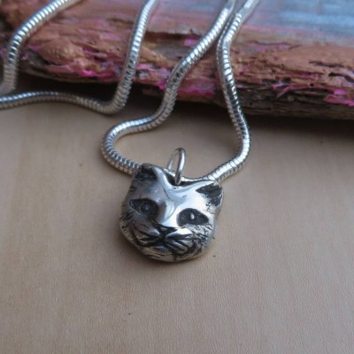 Soul Cat Necklace - Crafted By Birthstone Design™