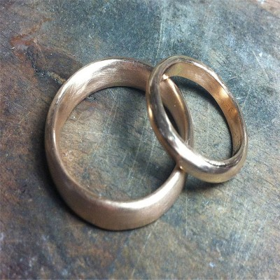 Make Your Own Wedding Rings Experience - Crafted By Birthstone Design™