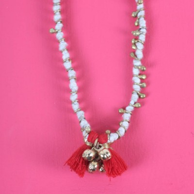 Maya Bead Necklace - Crafted By Birthstone Design™