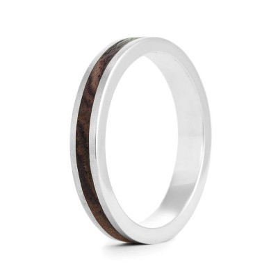 Wood Ring Native - Crafted By Birthstone Design™