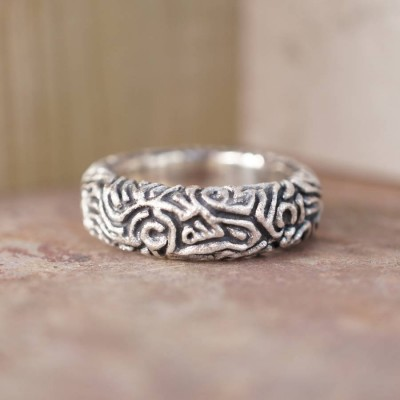 Reef Ring - Crafted By Birthstone Design™