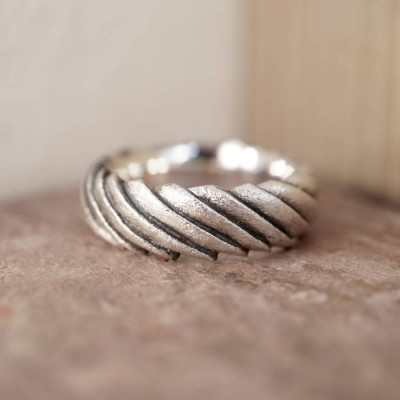 Shell Ring - Crafted By Birthstone Design™