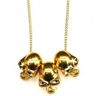 Skull Necklace - Crafted By Birthstone Design™